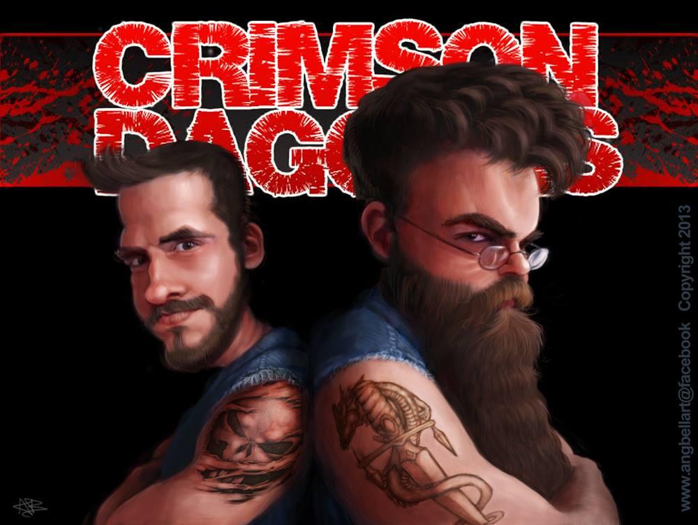 Crimson Daggers