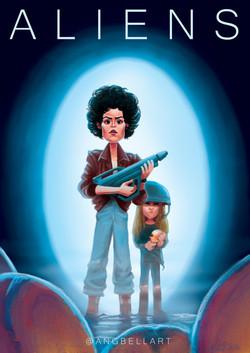 Ripley & Newt