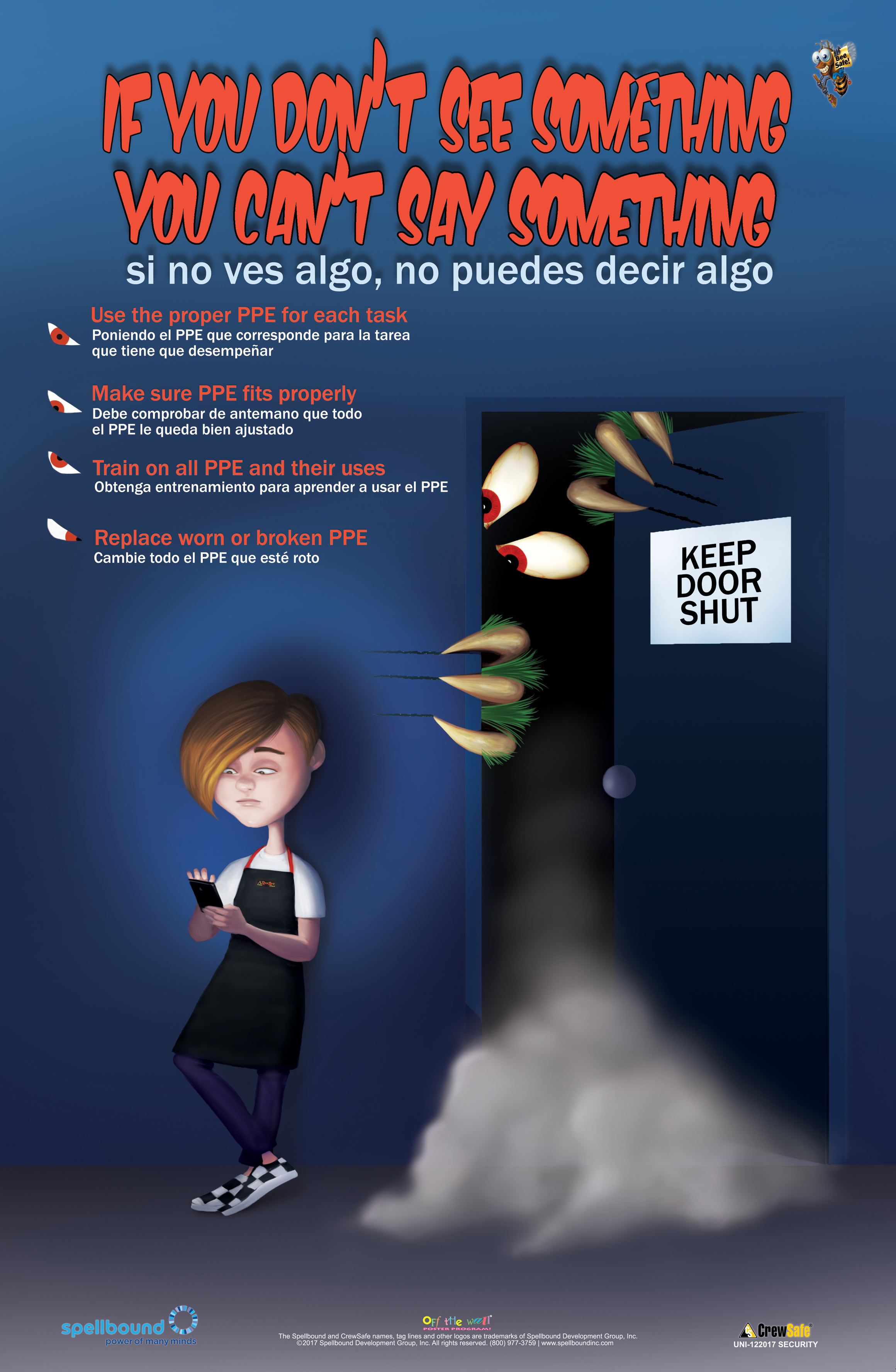 Security Safety Poster