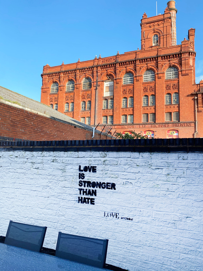 The Baltic Townhouse Apartment Liverpool