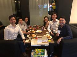 Team Bonding@The Settlers Cafe