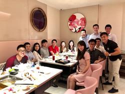 Team Dinner@Mei Ren Guo