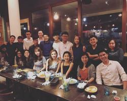 Team Dinner@Royz Et Vous Cafe