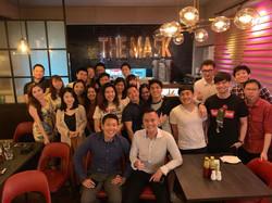 Team Dinner@The Mask