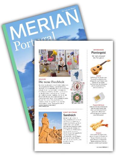 MERIAN PORTUGAL | JUNE 2019