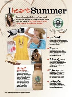 Lauren Sierra Starbucks People