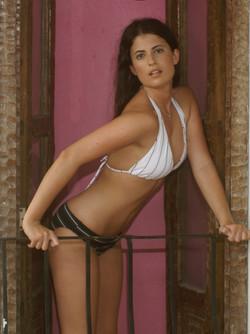 Mexico Ujena Model Lauren Sierra