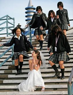 Lauren Sierra Wedding Japan