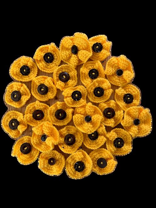 Hand Made Sunflower