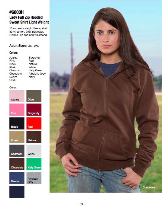 Lauren Sierra Fashion Catalog