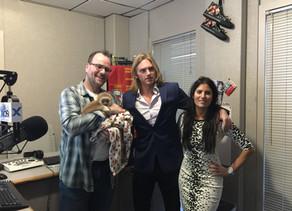 105.1FM Radio Interview