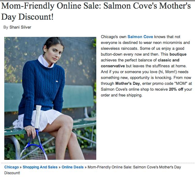 Lauren Sierra Salmon Cove Tennis