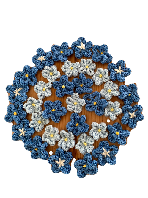 Hand Made Forget-Me-Not