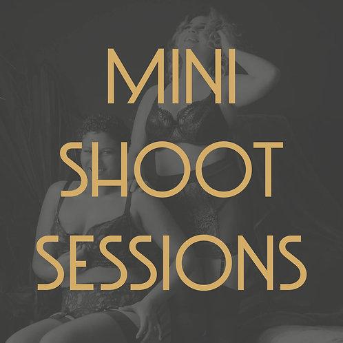 Mini Shoot Sessions