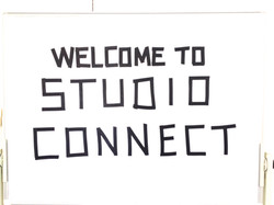 Studio Connect Sign