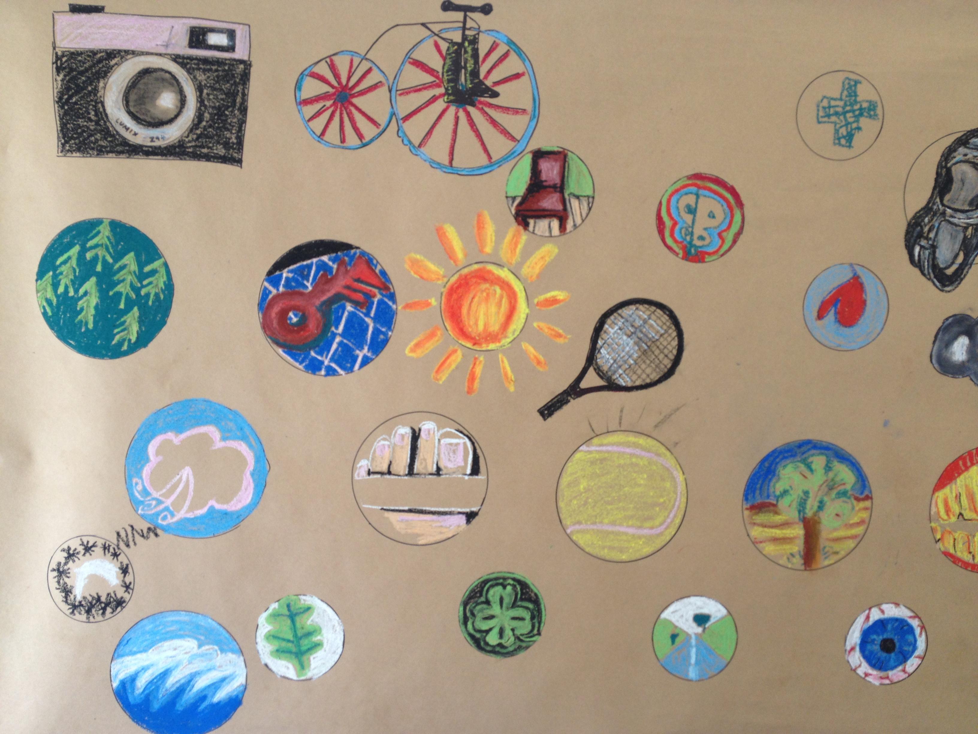 Circle Drawings