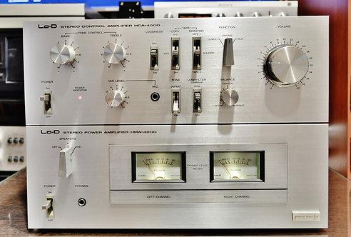 LoD HCA 4500+HMA 4500