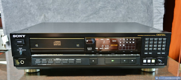 Sony CDP-555ESD