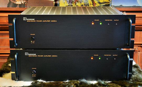 Студийные  моноблоки Bodysonic M200A