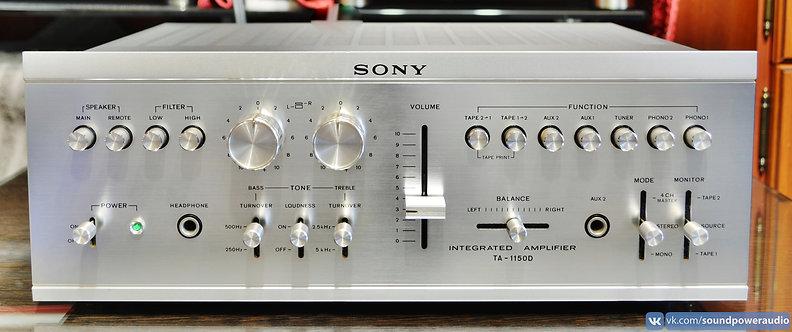Sony TA-1150D