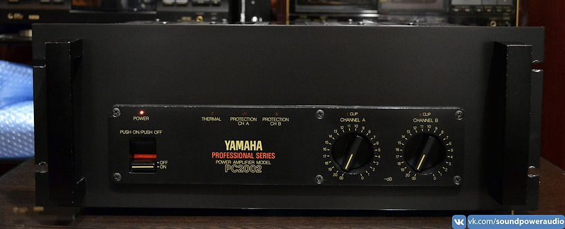 YAMAHA PC-2002