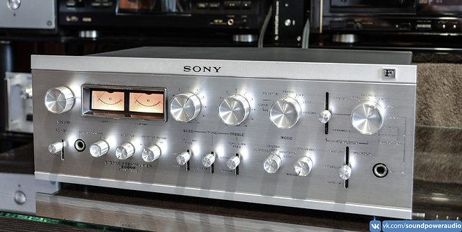 Предварительный усилитель Sony TA-2000F.