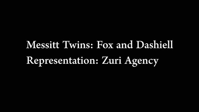 Dashiell and Fox Messitt - ZURI AGENCY
