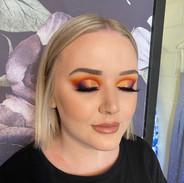 sunset eye makeup glitter full glam.jpeg