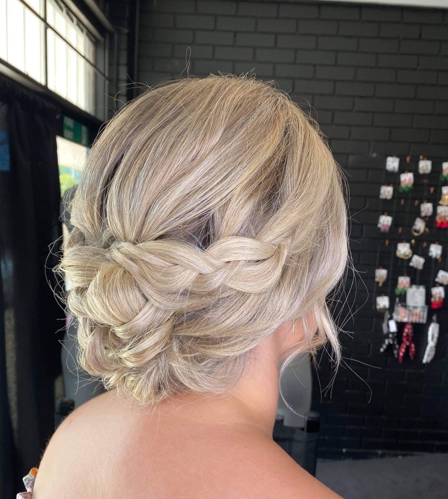 Hair Upstyle