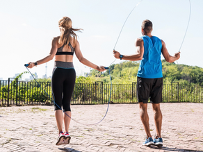 Is 20 min of Jumping Rope enough to lose weight?