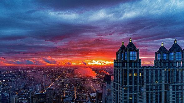 The Vibrant Sky