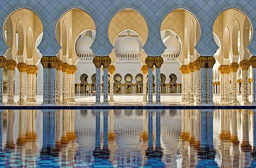 Grand Mosque - ARTLIT™