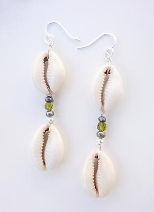 Sea & Earth Earrings