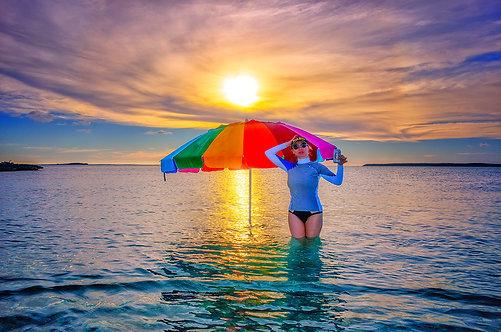 Rainbow Sunset - ARTLIT™