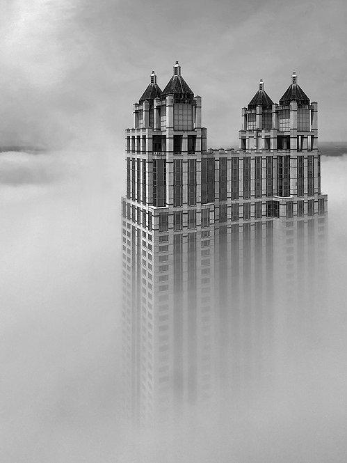 Misty City Dream - ARTLIT™