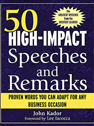 50 High-Impact Speeches