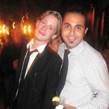 Macaulay Culkin's birthday
