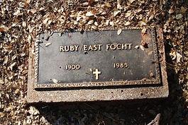 Ruby East Focht