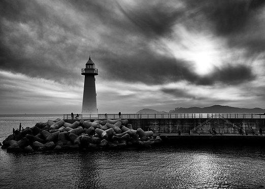 Cheongsapo Lighthouse - ARTLIT™