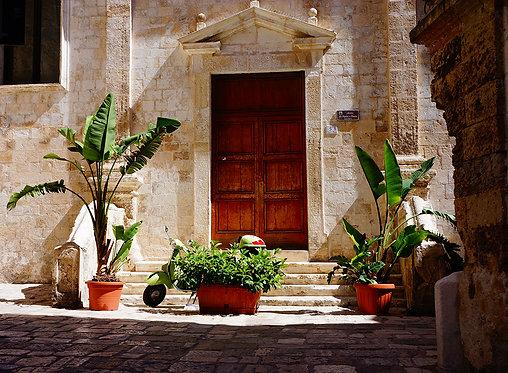 Puglia Afternoon Stroll - ARTLIT™