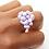 Thumbnail: Blossom Ring Set of 3