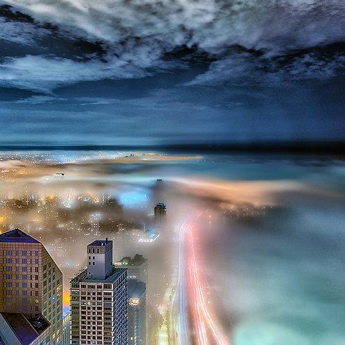 Illuminated Fog - ARTLIT™