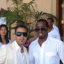 P.Diddy's White Party
