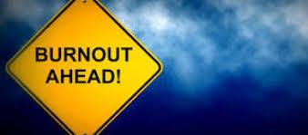 burnout ahead