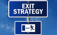 Angels are in the Exit Business