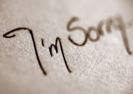 Nicholas Seidel's public apology.