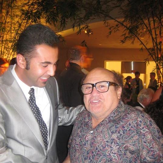 Danny DeVito and crazy Solay