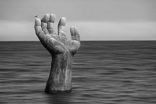 The hand of Homigot - ARTLIT™