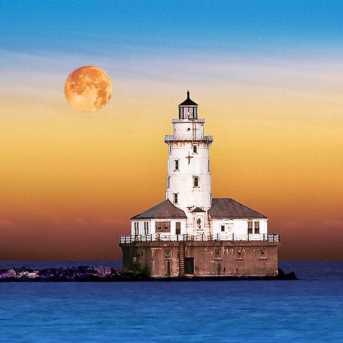 Lighthouse Mirage - ARTLIT™