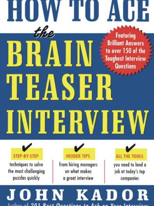 Ace the Brainteaser Interview